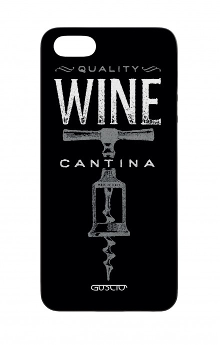 Cover Bicomponente Apple iPhone 5/5s/SE  - Wine Cantina