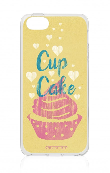 Cover Apple iPhone 5/5s/SE - Love CupCake