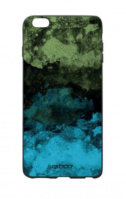 Cover Bicomponente Apple iPhone 7/8 Plus - Mineral BlackLime