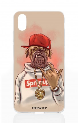 Cover Apple iPhone XS MAX - Mastino Rap