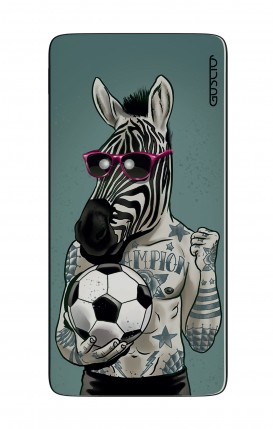 Powerbank 2USB 8000mAh - Zebra