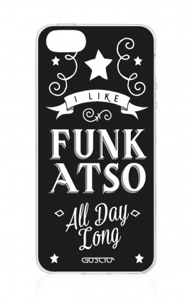 Cover Apple iPhone 5/5s/SE - Funk Atso
