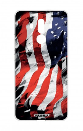 Cover HUAWEI Mate 10 PRO - Used America Flag