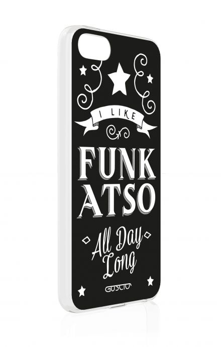 Cover Apple iPhone 5/5s/SE - Funk Atso