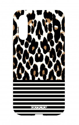 Cover Huawei P20 PRO - Animalier & Stripes