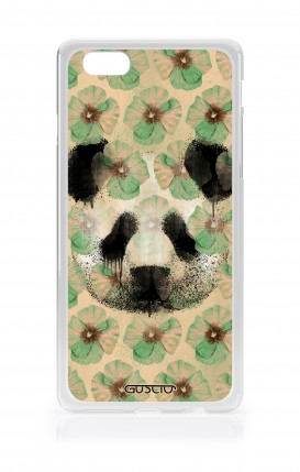 Cover Apple iPhone 7/8 - Panda e fiori