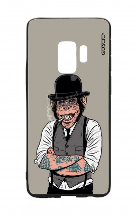Samsung S9Plus WHT Two-Component Cover - Derby Monkey