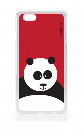 Cover Apple iPhone 7/8 - Panda rosso