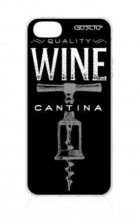 Cover Apple iPhone 5/5s/SE - Wine Cantina