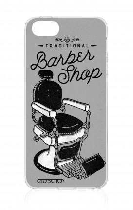 Cover Apple iPhone 5/5s/SE - Sedia del barbiere