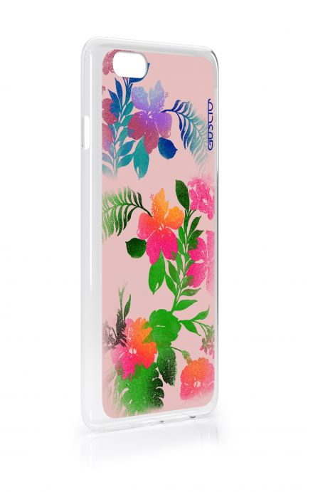 Cover Bicomponente Apple iPhone XR - Volo di farfalle