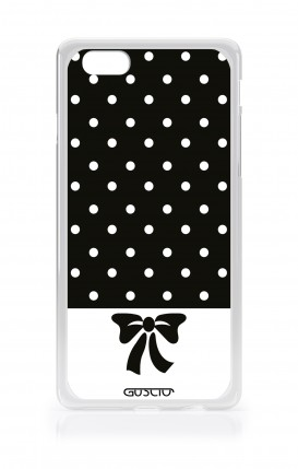 Cover Apple iPhone 7/8 Plus TPU - Fiocco e pois