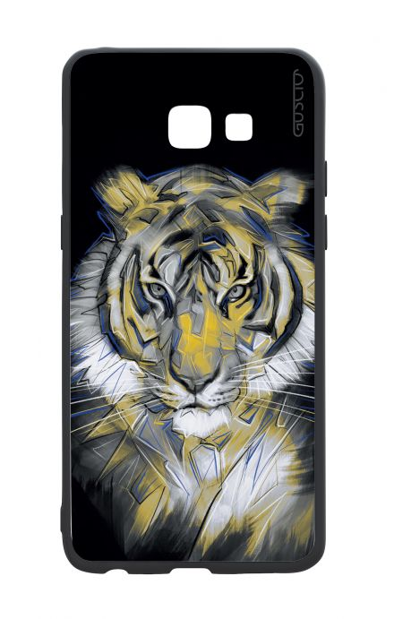 Apple iPhone 11 Two-Component Cover - Tiger on WC