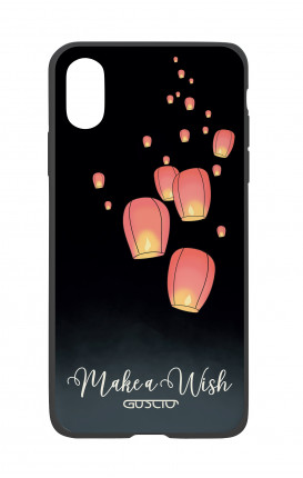 Apple iPhone XR Two-Component Cover - Make a wish