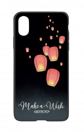 Cover Bicomponente Apple iPhone XR - Lanterne dei desideri