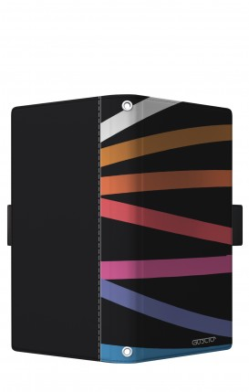 Cover Universal Casebook size5 - Bands Abstract