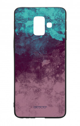 Samsung A6 WHT Two-Component Cover - Mineral Violet