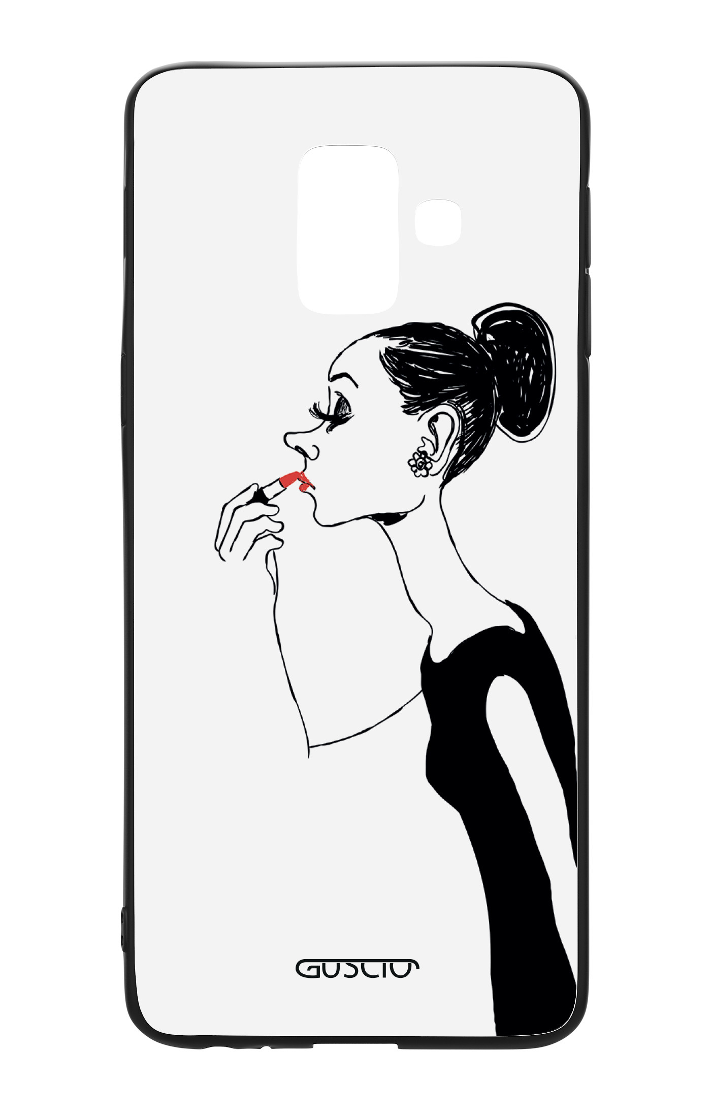 Cover Apple Iphone 78 Plus Tpu Palme E Fulmini Gusciostore