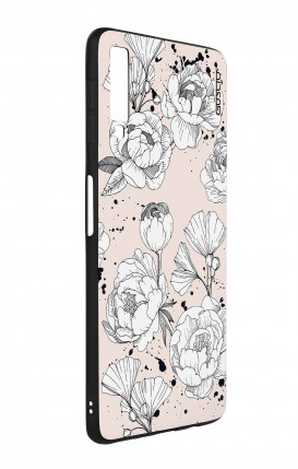 Cover STAND Apple iphone XS MAX - Fiori di ciliegio
