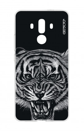 Cover HUAWEI Mate 10 PRO - Black Tiger