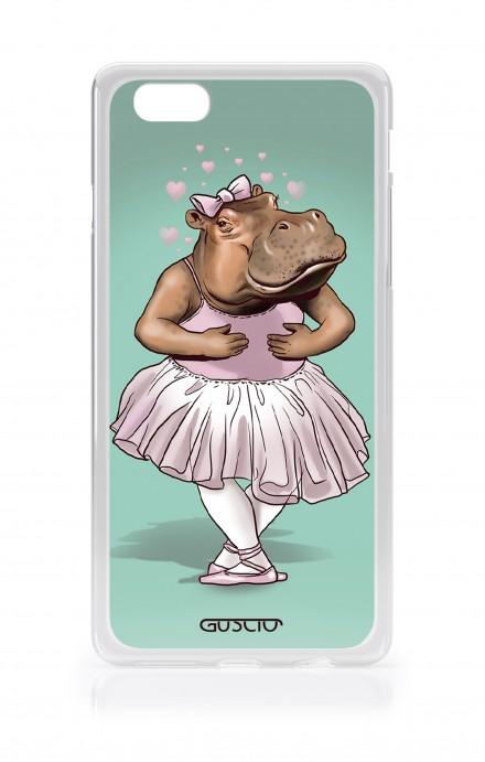 Cover Apple iPhone 7/8 Plus TPU - Hippo Dancer