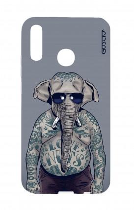Cover Huawei P20Lite - Uomo elefante