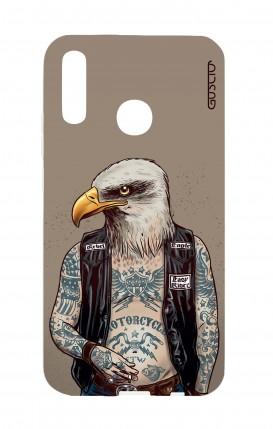 Cover Huawei P20Lite - Eagle Rebel