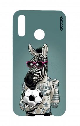 Cover Huawei P20Lite - Zebra