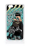 Cover TPU Apple iPhone 7/8 Plus - Gentlemans Rider