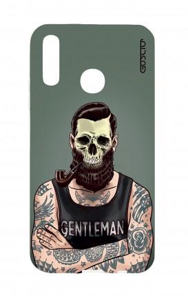 Cover Huawei P20Lite - Teschio gentiluomo