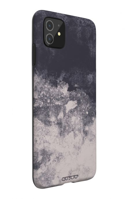 Soft Touch Case Apple iPhone 11 - Mineral Grey