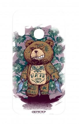 Cover Huawei P20Lite - WHT Killin' Teddy