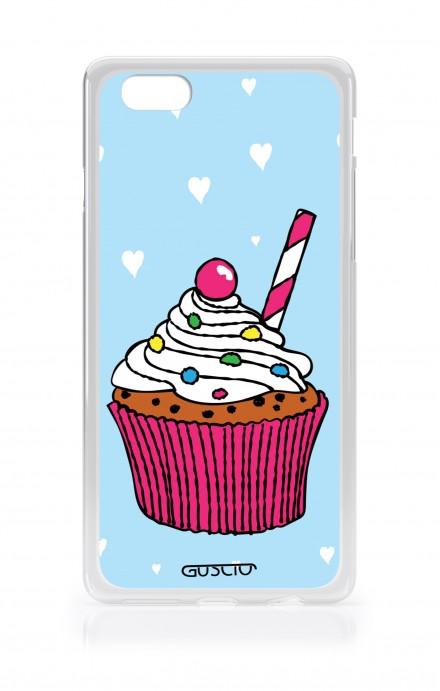 Cover Apple iPhone 7/8 Plus TPU - Cherry CupCake