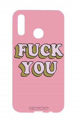 Cover Huawei P20Lite - Fuck You