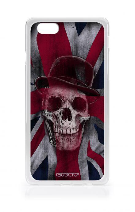 Cover Apple iPhone 7/8 Plus TPU - DerbySkull Union Jack