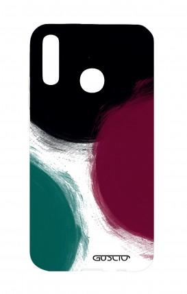 Cover Huawei P20Lite - Grandi pois