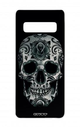 Case Samsung S10e Lite - Dark Calavera Skull
