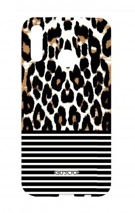 Cover Huawei P20Lite - Animalier & Stripes