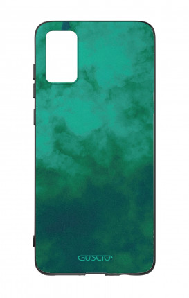Cover Bicomponente Samsung A41 - Emerald Cloud
