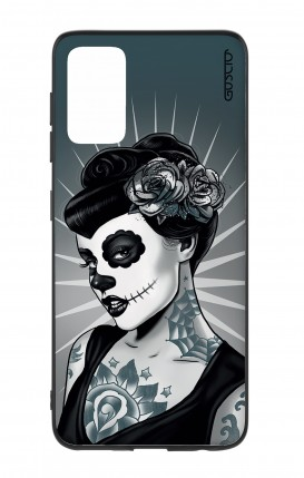 Samsung S20Plus Two-Component Cover - Calavera Grey Shades