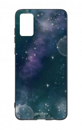 Cover Bicomponente Samsung A41 - Pacific Galaxy