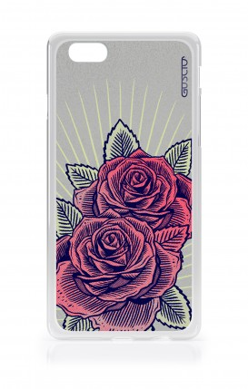 Cover Apple iPhone 7/8 Plus TPU - rose