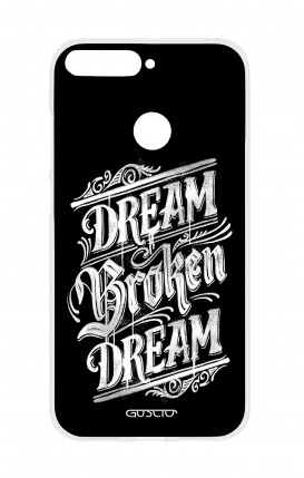 Cover HUAWEI Y6 2018 Prime - Dream Broken Dream