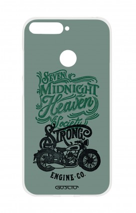 Cover HUAWEI Y6 2018 Prime - Strong Engine