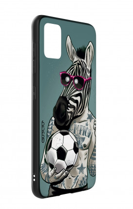 Apple iPh XS MAX WHT Two-Component Cover - Peonias