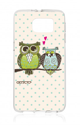 Cover Samsung Galaxy S6  - Twosome Owls