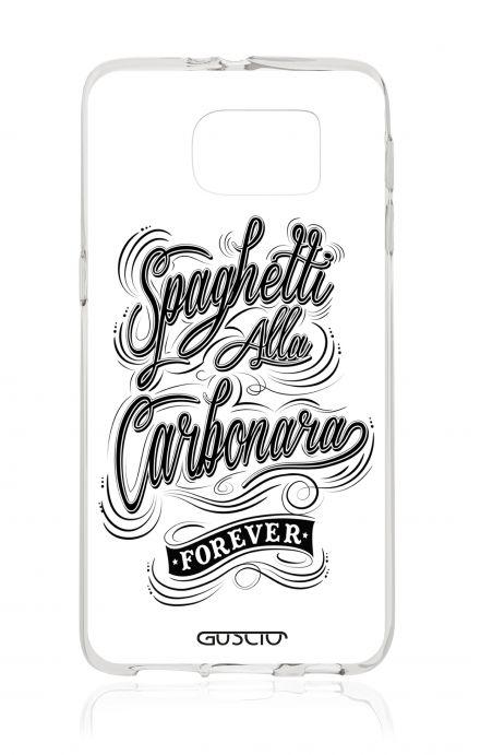Cover TPU Samsung Galaxy S6 - Spaghetti alla carbonara