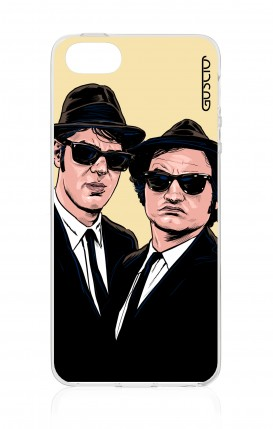 Cover Apple iPhone 5/5s/SE - Blues Brothers