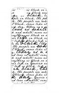Cover Apple iPhone 5/5s/SE - Scritte in bianco e nero