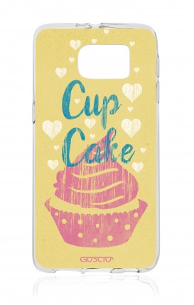 Cover Samsung Galaxy S6 - Love CupCake